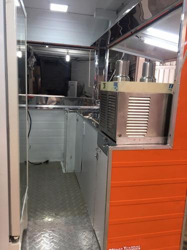 treilher treiler trailer churrasquinho comida