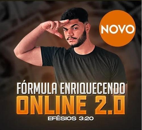 treinamento: fórmula enriquecendo online 2.0