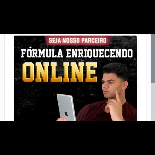 treinamento fórmula enriquecendo online