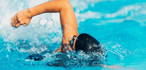 treino de natação personalizado