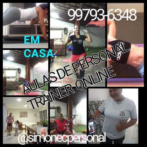 treinos personalizados online para todo brasil