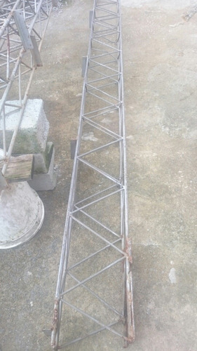 treliça de ferro estrutura metálica