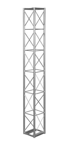 treliça de iluminação estrutura dj torre a20 1,5m auratec