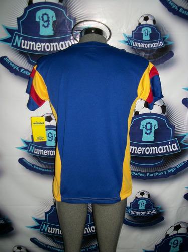 tremendo jersey america retro umbro 90s reedición