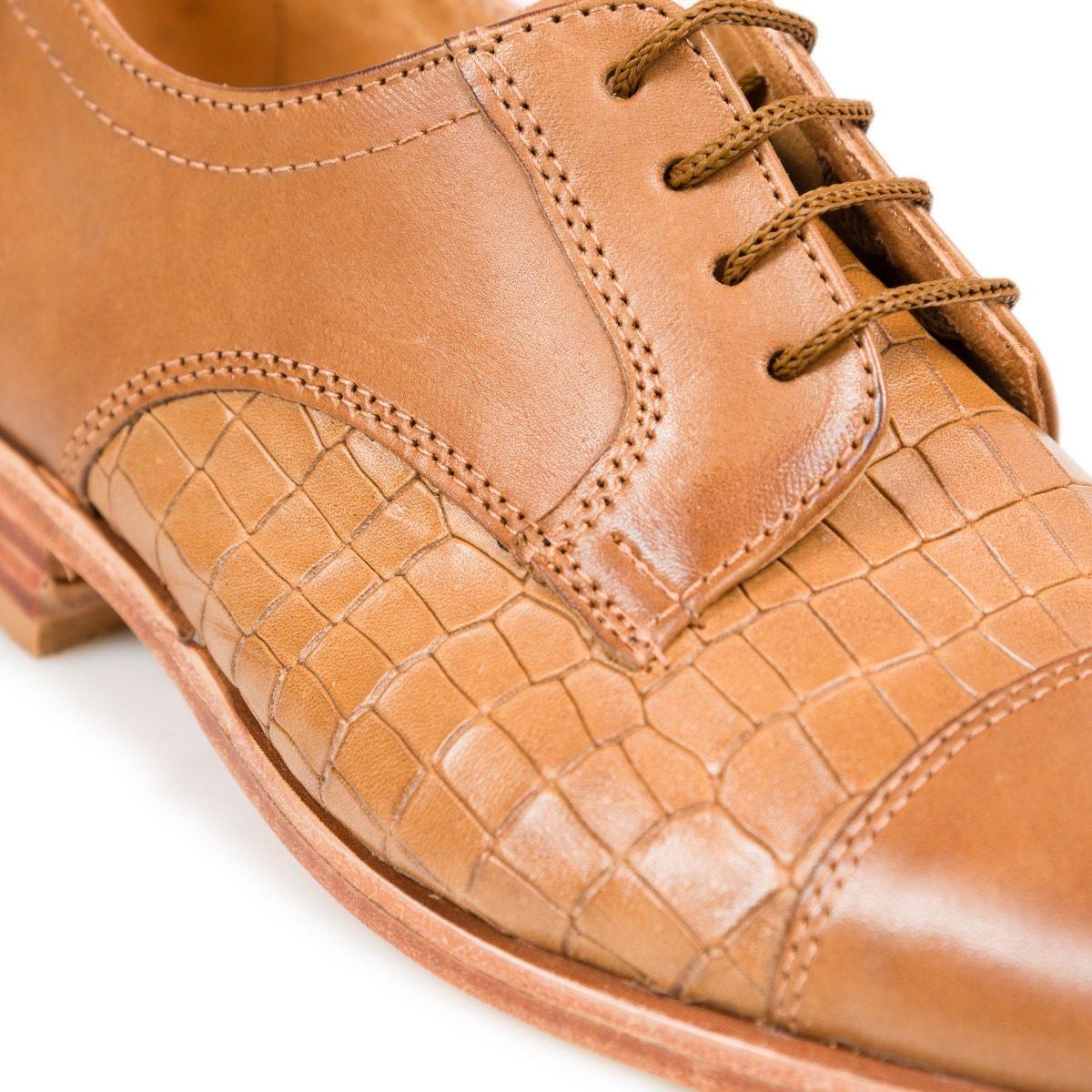 90f229add1 tremendo scarpe zapato hombre sport cuero suela cocodrilo. Cargando zoom.