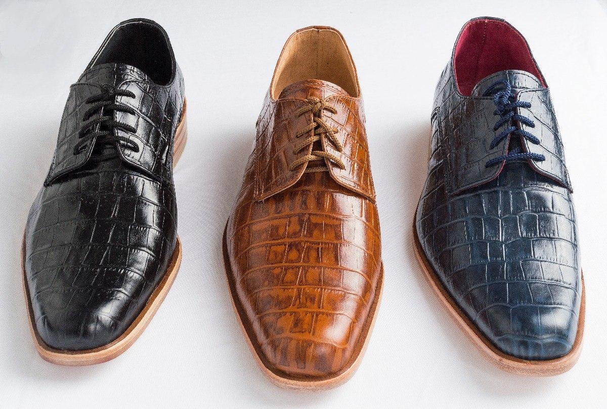 648a52e8e1 tremendo scarpe zapato hombre suela clara sport cocodrilo. Cargando zoom.