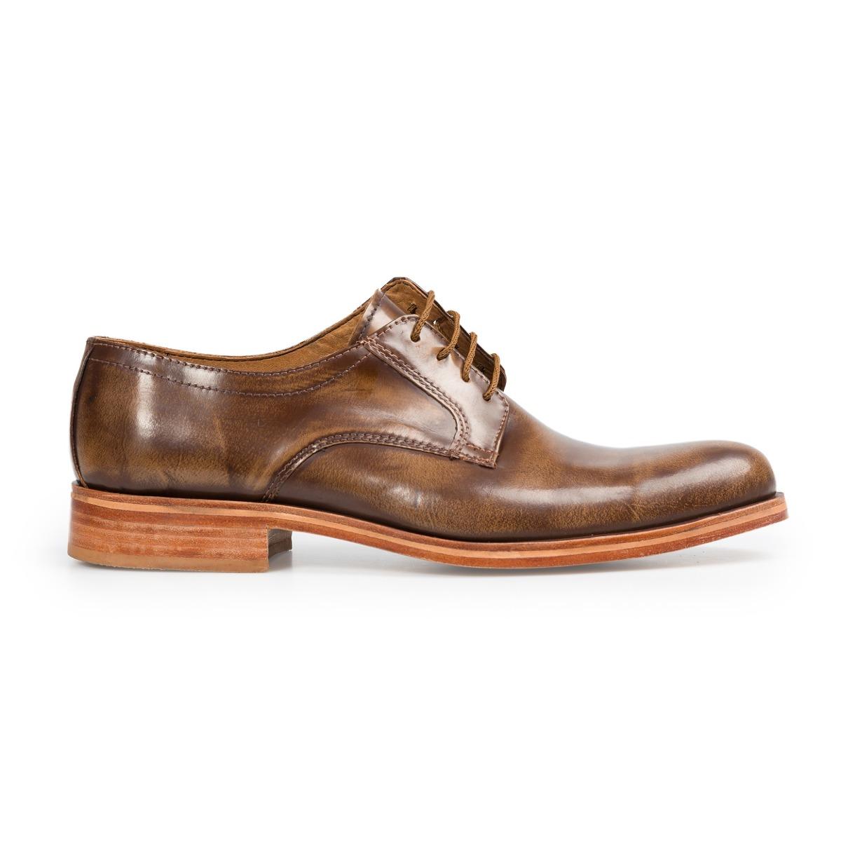 c05e12b277f tremendo scarpe zapato hombre vestir sport cuero marron. Cargando zoom.