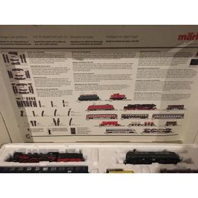 Tren A Escala Marklin 29855 Nuevo Sin Uso