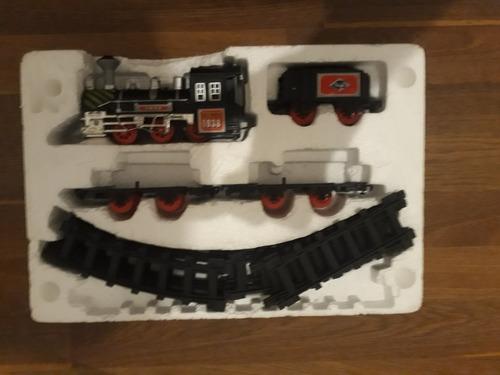 tren a pilas