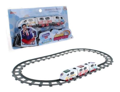 tren a pilas junior express