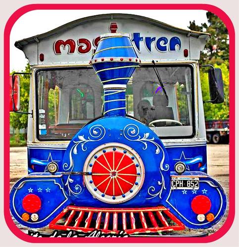tren alegria magic tren