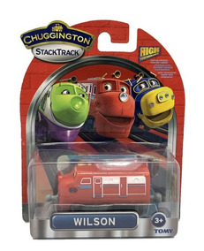 Lc54001 Loonytoys Lny Chuggington Wilson Tren IYWEHDe29