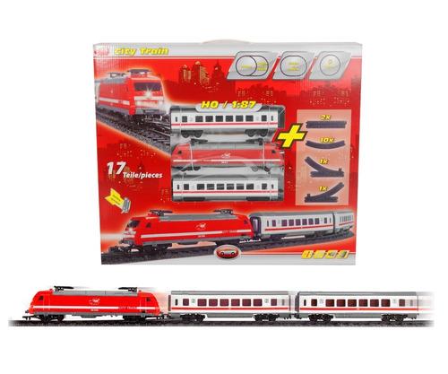 tren con luces y sonido dickie toys