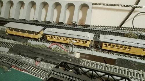 tren dcc ho bachmann con sonido