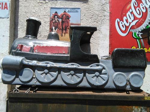 tren de calesita, antiguo, trencito, ferrocarril, locomotora