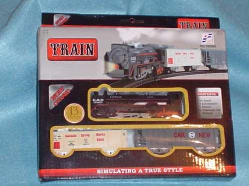 tren de carga con 2 vagones el mejor precio de mercado libre