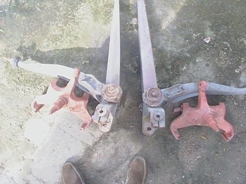 tren delantero para f-350 de muñones del caradura al chinito