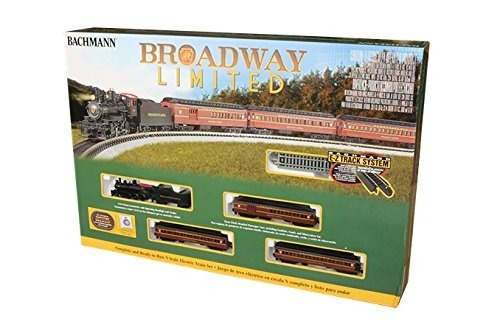 tren eléctrico broadway limited ready-to-run n scale