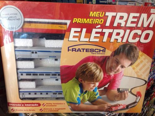 tren eléctrico frateschi