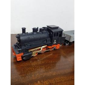 Tren Locomotora Y Vagón Carga Royal Spress A Revisar Oferta.