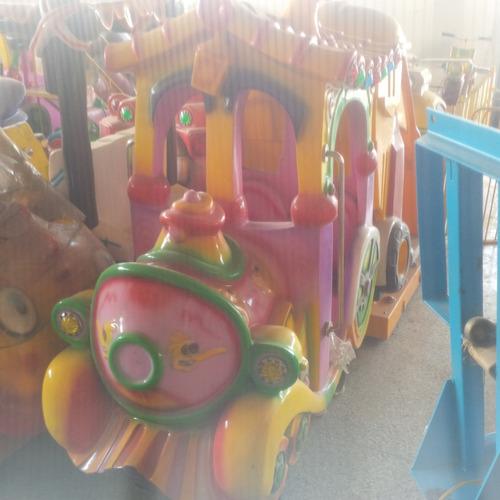 tren mecanico infantil centro comerciales