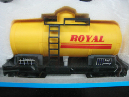 tren royal express