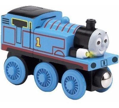 tren thomas de madera compatible con trencity