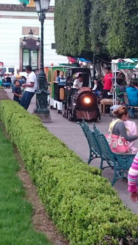 tren trenesito infantil he infables