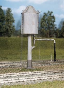 tren / water tower escala ho