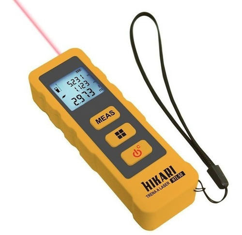 trena a laser 50m digital hikari htl-50