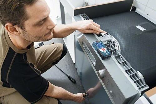 trena a laser bosch glm50c com bluetooth