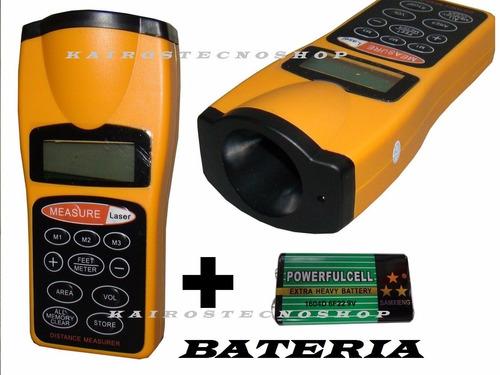 trena digital mira laser eletrônica ultra sônica até 18 mts