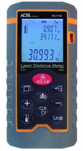 trena laser 0,05 a 100 metros iluminado icel manaus tn-1110