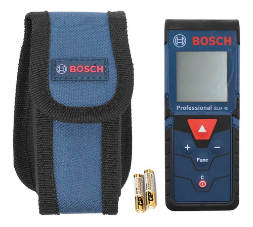 trena medidor distancia laser digital glm 40 garantia bosch