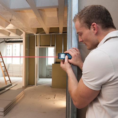 trena medidor laser
