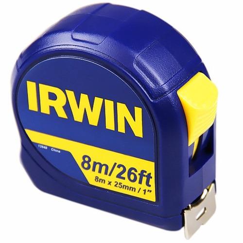 trena profissional 8m x 25mm irwin