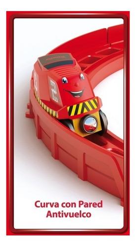 trencity kit avanzado rojo - tienda oficial -