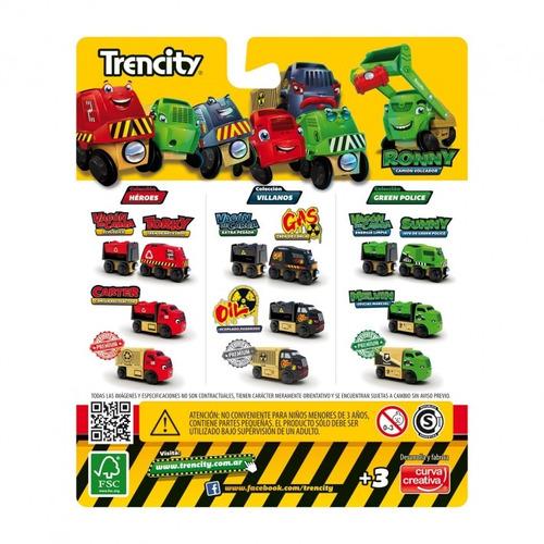 trencity sunny colección green police - tienda oficial -