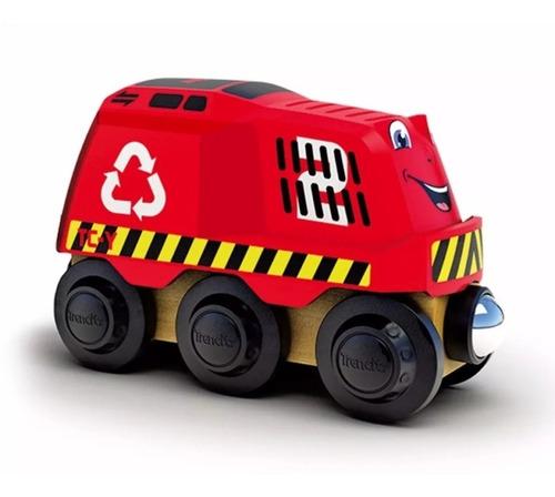 trencity torky personaje locomotora juguete arrastre  educan