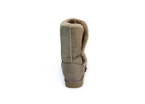 trender bota de gamuza color taupe 9860043