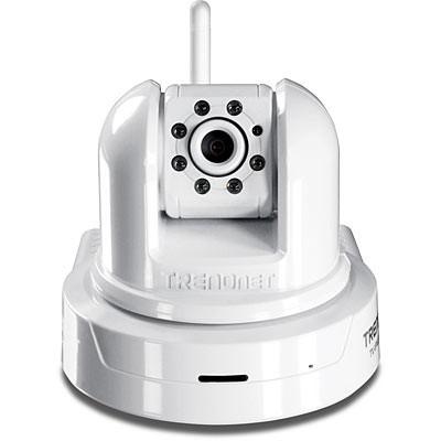 Trendnet tv ip422wn camara de vigilancia inalambrica bs for Camara vigilancia inalambrica
