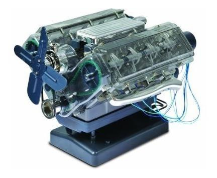 trends uk haynes construye su propio motor v8