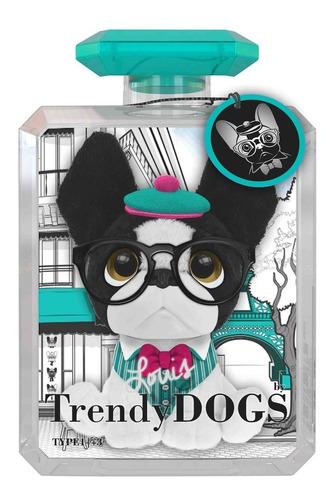trendy dogs louis peluche perro perfumado 15cm intek