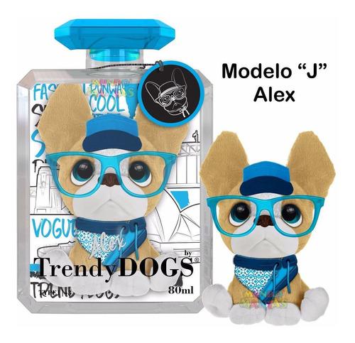 trendy dogs peluches perros perfumados intek mundo manias
