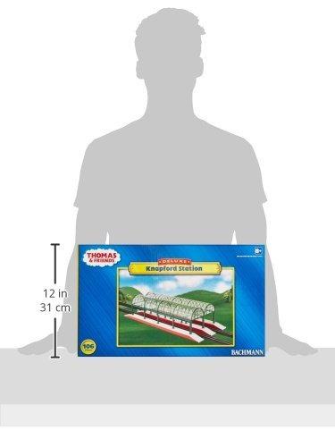 trenes de bachmann thomas y sus amigos - estación de