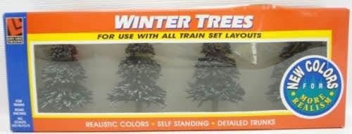 treneso: pinos y arbolitos todas las escalas