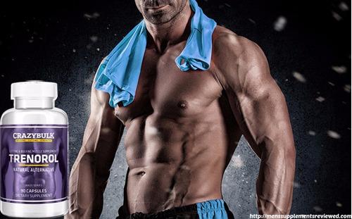 trenorol ganancia de masa muscular fuerza acondicionamiento