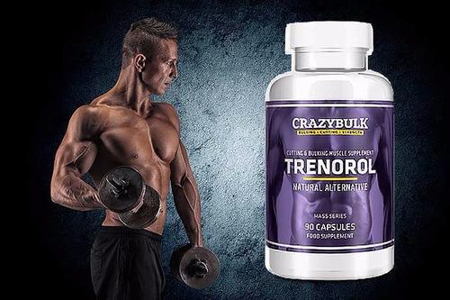 trenorol potencia y masa muscular  resistencia fisica