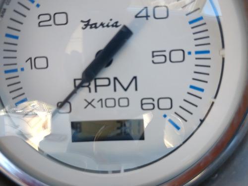 trento 275 volvo 270 40 hs de uso - zanovello barcos -