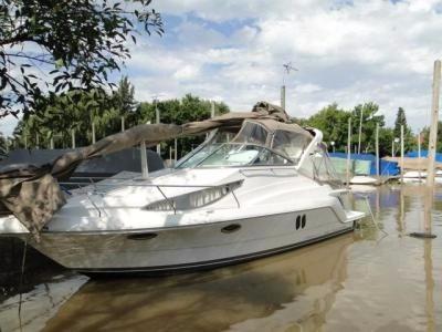 trento 290 volvo diesel 200 hp - zanovello barcos -